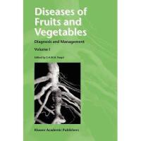【预订】Diseases of Fruits and Vegetables: Volume I: