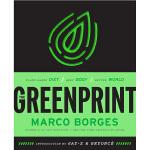 【中商原版】绿色足迹:植物性饮食,更好的身体,更好的世界(碧昂斯推荐)英文原版 The Greenprint 健康饮食