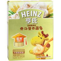 亨氏Heinz金装智多多骨汤营养面条 亨氏婴儿面条宝宝营养辅食336g