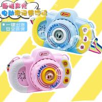 泡泡相机玩具儿童发光电动玩具音乐照相机玩具抖音自动吹泡泡玩具