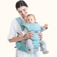 婴儿背带儿童抱带宝宝抱娃单坐凳四季通用腰凳前横抱式小孩