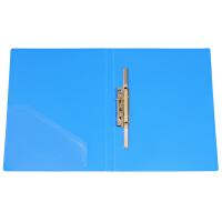 长押夹 得力A4文件夹商务办公档案夹单夹办公用品资料文件夹插页5308