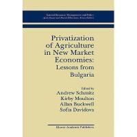 【预订】Privatization of Agriculture in New Market