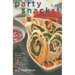 【预订】Party Snacks!: 50 Simple, Stylish Recipes to Make