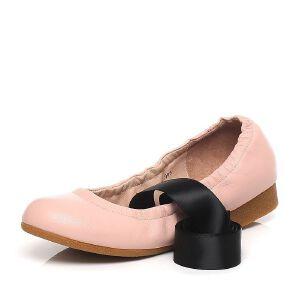 Tata/他她2017年春季羊皮女休闲鞋2GDA2AQ7