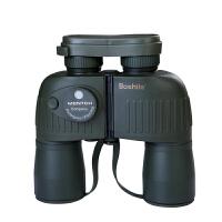 捷�NLE-04 7X35 防水测距罗盘高倍高清夜视双筒望远镜红外