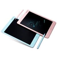 儿童写字画板lcd液晶屏手写板宝宝涂鸦绘画板智能电子草稿本光能小黑板非磁性 22.8x14.6cm