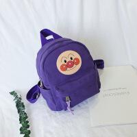 韩版儿童包包1-2-3岁卡通幼儿园宝宝双肩包防走失背包男女童书包