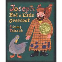 英文原版儿童书 Joseph Had a Little Overcoat 《约瑟夫有件旧外套》 2000年 凯迪克金奖
