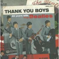 【预订】Thank You Boys: 50 Years with the Beatles