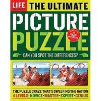 【预订】Ultimate Picture Puzzle