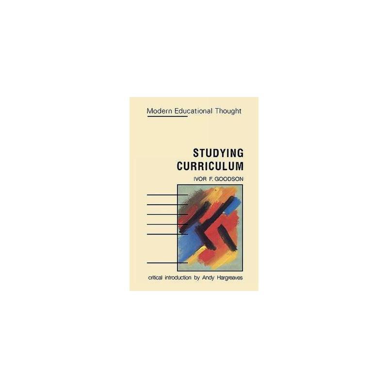 【预订】Studying Curriculum 美国库房发货,通常付款后3-5周到货!