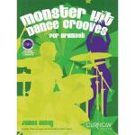 【预订】Monster Hit Dance Grooves for Drumset [With CD