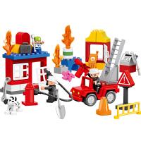 积木拼装大颗粒积木男孩女孩儿童玩具1-2-3-6岁