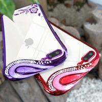 苹果7plus手机壳8Plus小蛮腰七透明套iPhone6女款硅胶