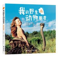 C 【接力出版】我的野生动物朋友书正版 蒂皮・德格雷我和动物人与自然儿童故事书籍动物世界百科知识畅销书读物大自然图画书