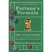 【预订】Fortune's Formula: The Untold Story of the