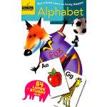 Alphabet: Flash Cards (Little Golden Book) 字母卡片(金色童书)ISBN 9780307249555