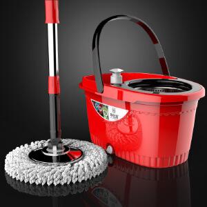 物有物语 拖把 旋转拖把桶双驱动好神拖家用拖布桶居家自动免手洗甩干墩布桶