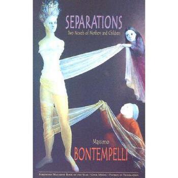 【预订】Separations: Two Novels of Mothers and Children 美国库房发货,通常付款后3-5周到货!