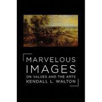 【预订】Marvelous Images: On Values and the Arts