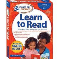 Hooked on Phonics Learn to Read - Level 2 迷上自然拼读系列Phonics教材