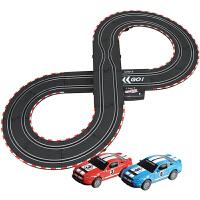 音速风暴儿童玩具轨道汽车手摇发电超长路轨赛车遥控跑车TR04