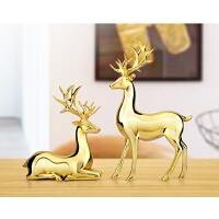 客厅酒柜装饰品摆件欧式奢华创意家居小摆设礼物