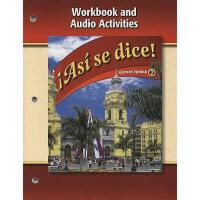 【预订】Asi Se Dice!, Volume 2: Workbook And Audio