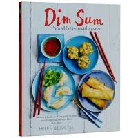 DIM SUM:small bites made easy 点心让食物更容易入口食品制作书