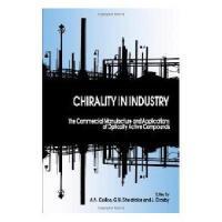 【预订】Chirality In Industry I - The Commercial Manufacture
