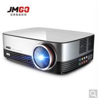 坚果(JmGO)极越A6 家用 投影仪 投影机(内置HIFI音响 手机同屏 安卓系统 U盘播放 智能影院)