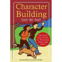 【预订】Character Building Day by Day: 180 Quick Read-Alouds
