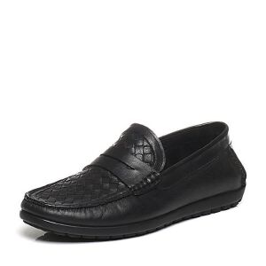 BATA/拔佳2017春季新款专柜同款牛皮男单鞋6-D65AM7
