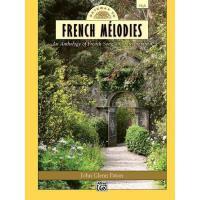 【预订】Gateway to French M Lodies: High Voice, Book & CD