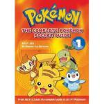 【预订】The Complete Pokemon Pocket Guide 1: #001-245
