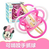 婴儿玩具0-3-6-12个月1岁男女宝宝牙胶新生儿手摇铃儿童节礼物