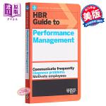 哈佛商业评论指南系列:绩效管理 英文原版 HBR Guide to Performance Management (H