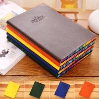 笔记本文具A5商务皮面本记事本创意学生本子日记本可定制LOGO