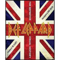 【预订】Def Leppard: The Definitive Visual History