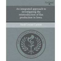 【预订】An Integrated Approach to Investigating the