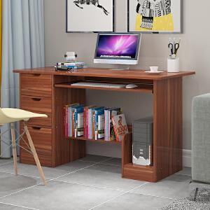亿家达电脑桌台式家用卧室桌子简约现代学生小书桌简易经济型写字学习桌