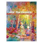 【预订】Color Harmonies: Paint Watercolors Filled with