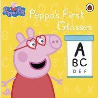 Peppa Pig: Peppa's First Glasses 粉红猪小妹:佩奇的眼镜【英文原版童书 小猪佩奇上的第