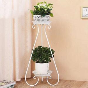 幽咸家居 欧式花架铁艺多层落地式室内客厅绿萝花架子阳台吊兰架特价