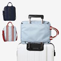可折叠旅行包男女旅游用品行李拉杆箱装备大容量手提短途收纳包