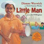 【预订】Little Man [With CD (Audio)]