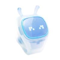 糖猫(Teemo)―搜狗儿童对讲定位智能手表(语音对讲,位置定位,体感游戏) 一年**版 天空蓝
