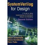 【预订】SystemVerilog for Design: A Guide to Using