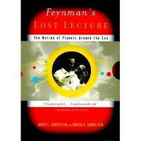 【预订】Feynman's Lost Lecture: The Motion of Planets Around